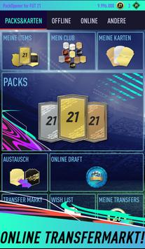 Pack Opener for FUT 21 by SMOQ GAMES Screenshot 1