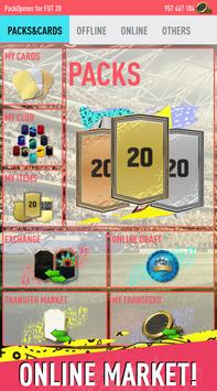 Pack Opener for FUT 20 by SMOQ GAMES screenshot 1