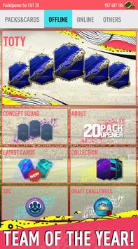 Pack Opener for FUT 20 by SMOQ GAMES screenshot 5