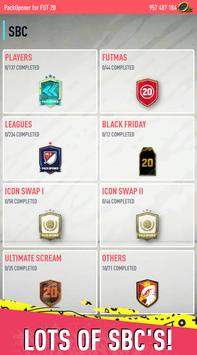 Pack Opener for FUT 20 by SMOQ GAMES screenshot 6