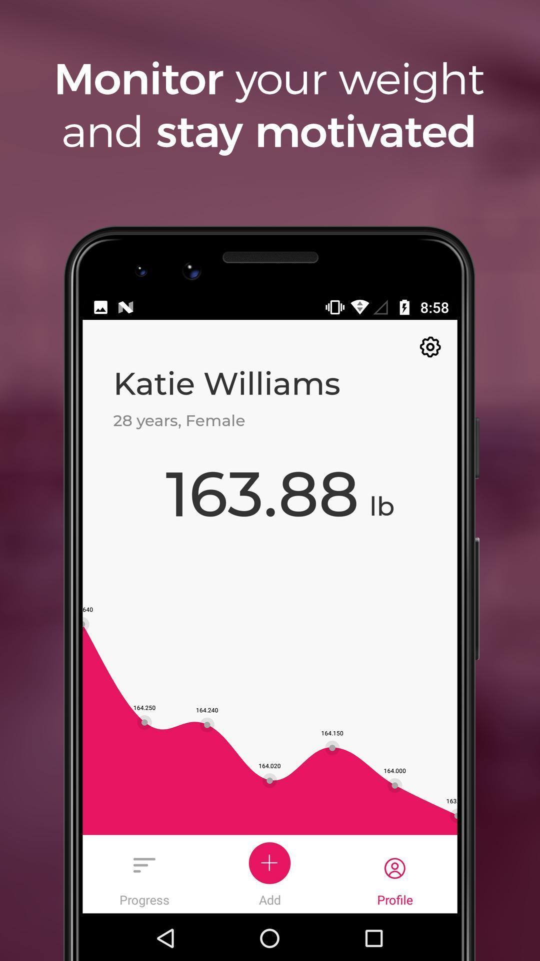 Body Tracker 360 - Weight & Body Progress Tracker for