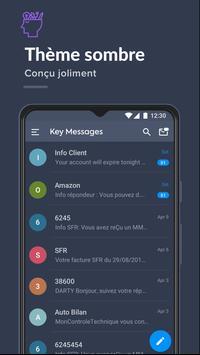 Bloqueur de SMS, Bloqueur de messages de spam capture d'écran 7