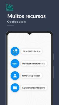 Bloqueador de mensagens, SMS Blocker- Key Messages imagem de tela 4