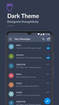 Spam blocker for android, Block text screenshot 7