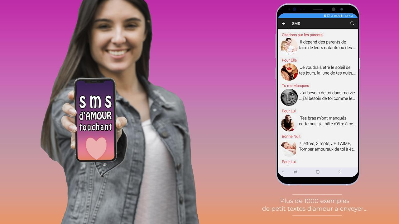 Sms Damour Touchant 2019 For Android Apk Download