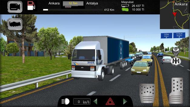 Cargo Simulator 2019: Türkiye Ekran Görüntüsü 3