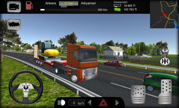 Cargo Simulator 2019: Türkiye Ekran Görüntüsü 5