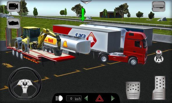 Cargo Simulator 2019: Türkiye Ekran Görüntüsü 6