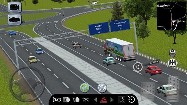Cargo Simulator 2021-poster