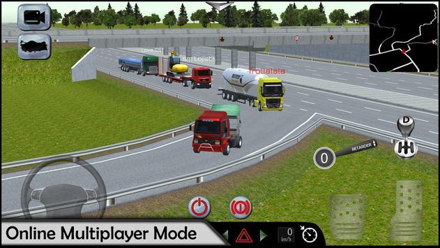 Cargo Simulator 2021 screenshot 1