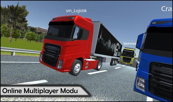 Cargo Simulator 2019: Türkiye imagem de tela 1