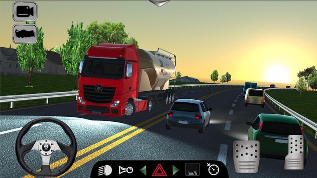Cargo Simulator 2019: Türkiye imagem de tela 5