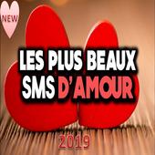 LES PLUS BEAUX SMS D'AMOUR 2019 icon
