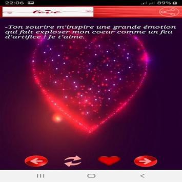 LES PLUS BEAUX SMS D'AMOUR 2019 screenshot 5