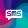 एसएमएस प्लस संदेशन आइकन