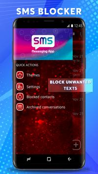 Dual Sim SMS Messenger 2020 screenshot 2