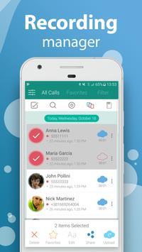 Call Recorder - Automatic Call Recorder Pro скриншот 5