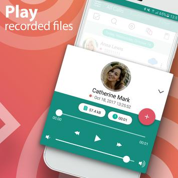 Call Recorder - Automatic Call Recorder Pro скриншот 1