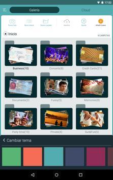 Ocultar las fotos y vídeos captura de pantalla 10