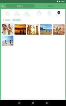 Ocultar las fotos y vídeos captura de pantalla 7