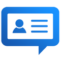 SMS Business Card. SMS mailing. Chat Bot Whats