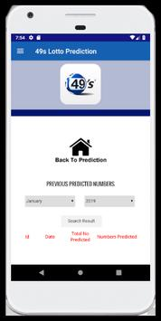 49s Lotto Prediction screenshot 4