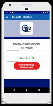49s Lotto Prediction screenshot 3