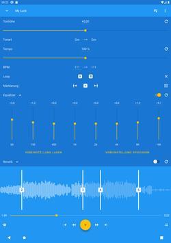 Music Speed Changer Screenshot 8