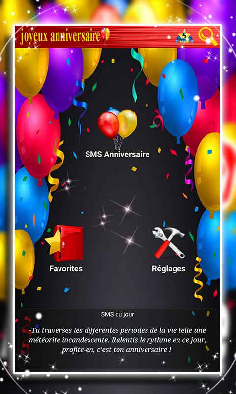 Sms Anniversaire 2019 For Android Apk Download