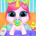 Baby Unicorn Care Pet Pony APK