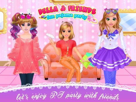 Bella Pyjama Party Friends House screenshot 10