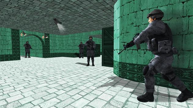 Modern Gun Shooting War screenshot 3