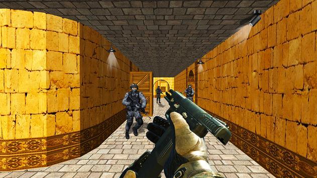 Modern Gun Shooting War screenshot 2