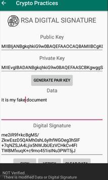Crypto Practices screenshot 6