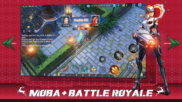 Survival Heroes poster