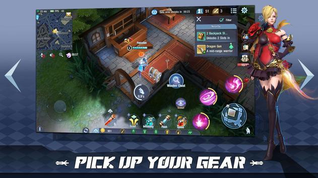 Survival Heroes imagem de tela 8