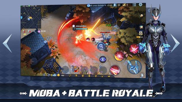 Survival Heroes ảnh chụp màn hình 1