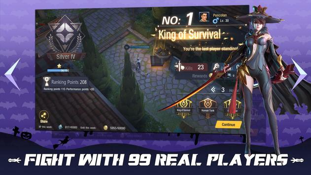 Survival Heroes screenshot 4