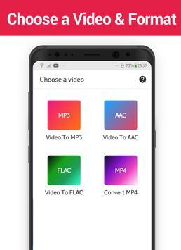 MP3 Video Converter poster