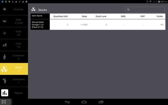 DASHBOARDV2 screenshot 3