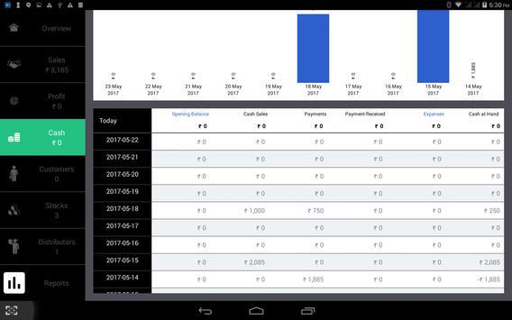 DASHBOARDV2 screenshot 1
