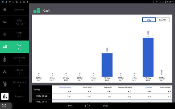 DASHBOARDV2 screenshot 2
