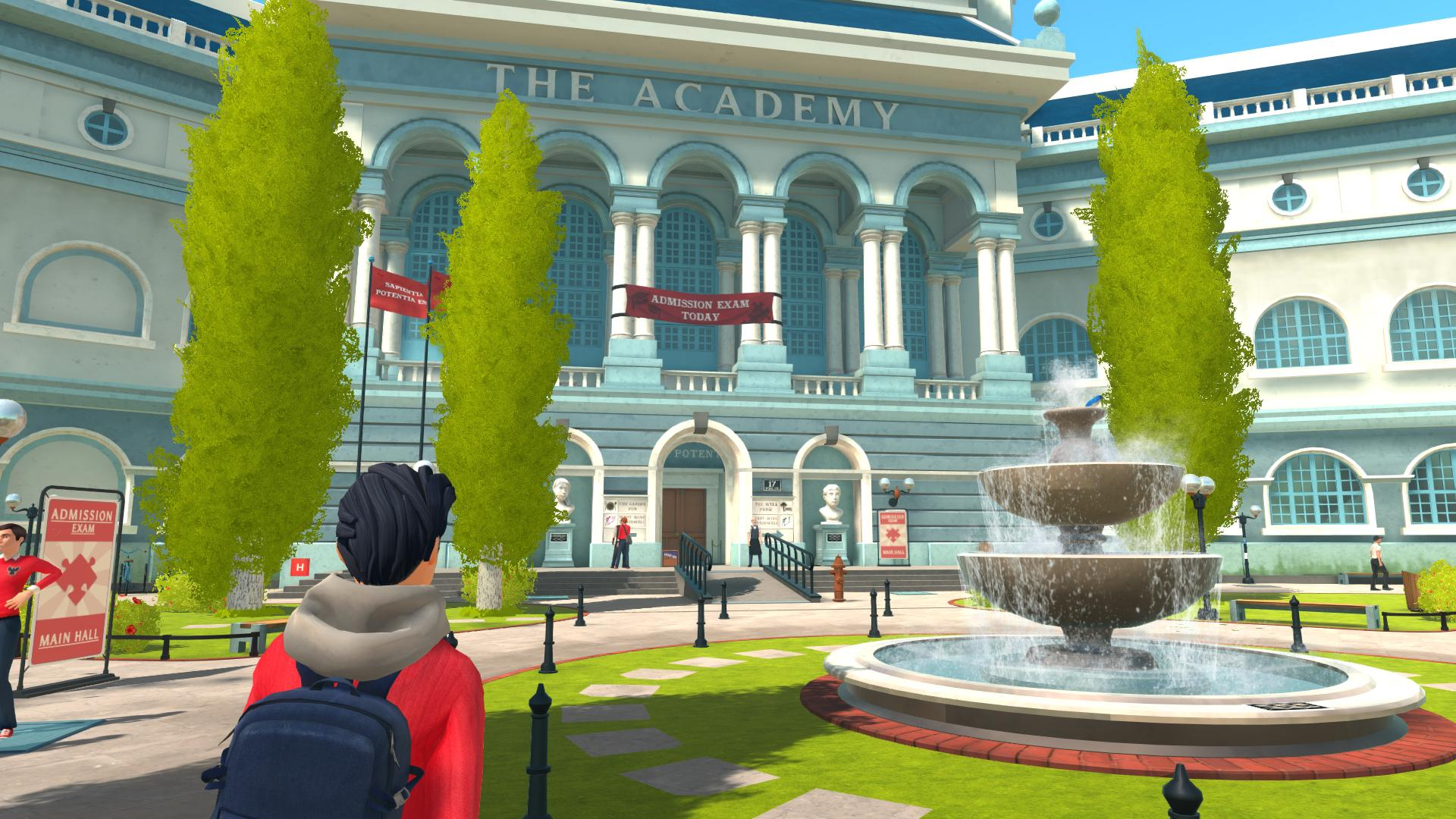 The Academy for Android - APK Download