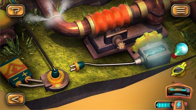 Tiny Robots تصوير الشاشة 14