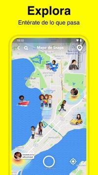 Snapchat captura de pantalla 5