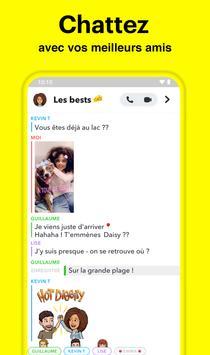 Snapchat capture d'écran 1