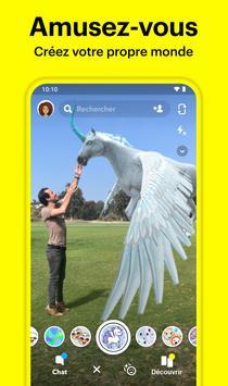 Snapchat capture d'écran 2