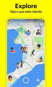 Snapchat imagem de tela 5