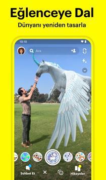 Snapchat Ekran Görüntüsü 2