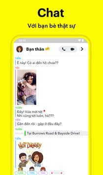 Snapchat ảnh chụp màn hình 1